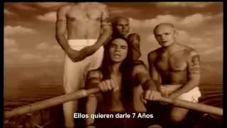 Red Hot Chili Peppers - My Friends (Subtitulado)