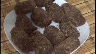 Пирожное картошка(Состав: сухари - 350 г сливочное масло - 100 г какао - 2 ч. л. сахар - 1 стакан молоко - 150 мл орехи - 50 г для посыпки:..., 2015-02-07T10:57:25.000Z)