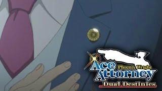 Phoenix Wright: Ace Attorney - Dual Destinies - Animated teaser trailer