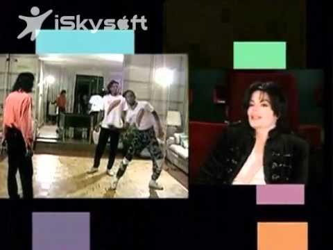 Michael Jackson - Making Of BAD