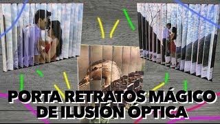 PORTA RETRATOS MÁGICO DE ILUSIÓN ÓPTICA. MAIRE VS EL INTERNET