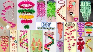 50 Amazing !!! Wall Hanging Idea || Diy Room Decor 2019 !!!