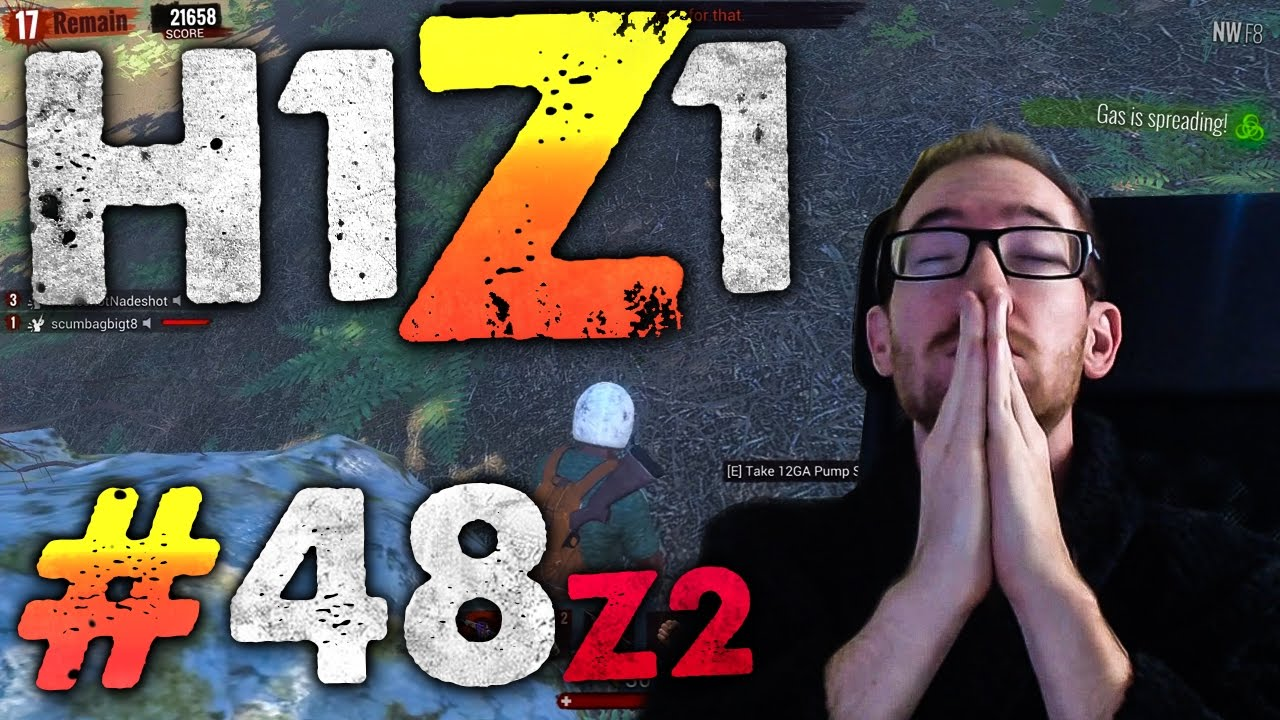 Download WHAT IS THIS GAME | H1Z1 Z2 Battle Royale #48 | OpTicBigTymeR