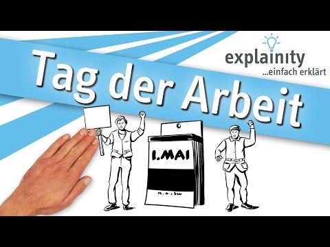 Tag Der Arbeit Einfach Erklärt (explainity® Erklärvideo)