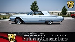 1965 Ford Thunderbird Now Featured In Our Denver Showroom #322-DEN
