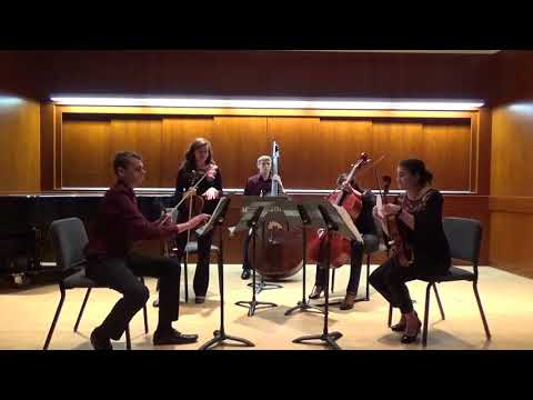 George Onslow String Quintet No.13, Op.35 with Lecture