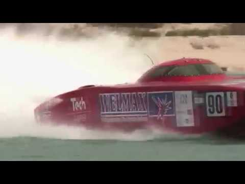 Edox - Class-1 World Powerboat Championship - Timing for Champions