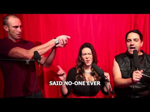 Said No One Ever song by Fitzy and Wippa