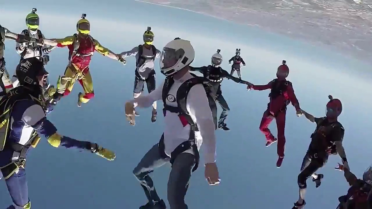 Best jumps of 2018 - Skydiving the  San Diego Part 3.