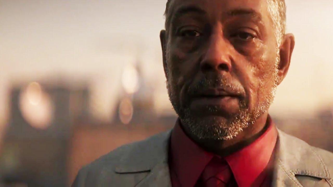 Far Cry 6: teaser trailer feat Giancarlo Esposito