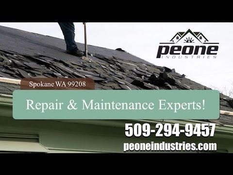 Peone Industries | Spokane WA Roofing Contractors