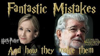 """Lucas & Rowling: The """"Crimes"""" of making a Prequel"""