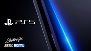 PS5 Game Console with PlayStation Voice Assistant