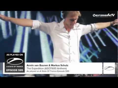Armin van Buuren & Markus Schulz - The Expedition (ASOT600 Anthem) (As Played on ASOT 595)