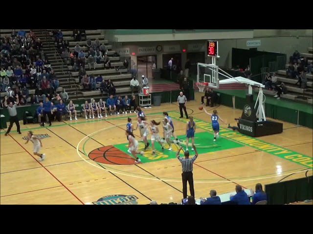 Game Highlights Girls' Varsity: Saratoga 54 vs Shenendehowa 62