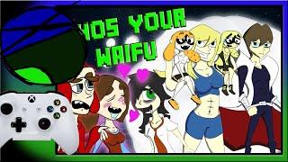 Losers Disscuss Waifus! (Minecraft ep:4)