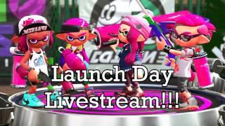 Splatoon 2 Livestream Announcement!  7/21/2017 @ 7PM EST!