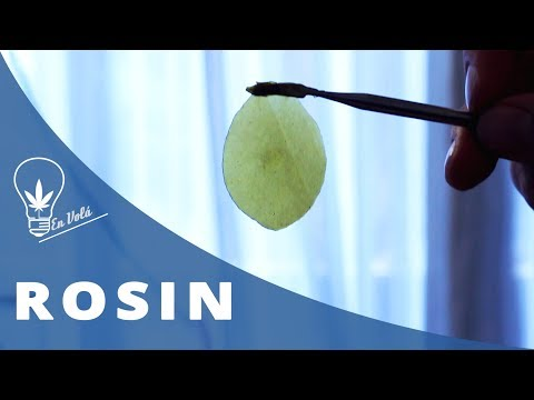 TUTORIAL EN VOLÁ: ROSIN