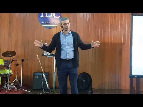 Tema: Si Me Aman Obedeceran Mi Palabra//Pastor Cristian Escobar IDC-Santa Cruz