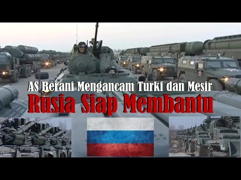 Turkey And Egypt Buy Lots Of Russian Military Equipment