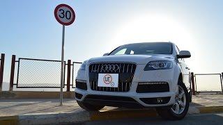 Audi Q7 S-Line 2013 Test Drive UniqueEngine