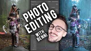 How to Edit your Cosplay Photos - Tutorial