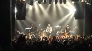 the HIATUS Twisted Maple Trees ~ Insomnia (2012.04.01 at 韓国V-Hall)