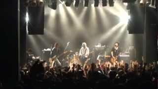 the HIATUS Twisted Maple Trees ~ Insomnia (2012.04.01 at 韓国V-Hall)