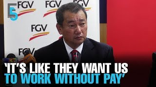 EVENING 5: FGV shareholders say nay to directors' fee
