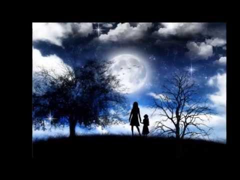Pensive in Moonlight