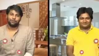 Mimicry fun - actor Kamal Haasan voice