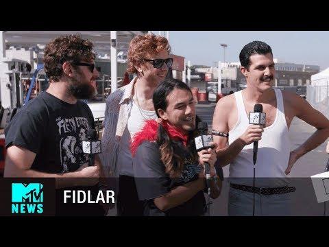 FIDLAR Think Finn Wolfhard of 'Stranger Things' Should Stick w/ Acting   MTV News