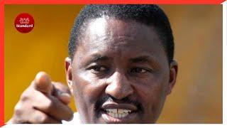Mwangi Kiunjuri calls for a referendum in 100 days of the next government