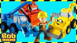 Bob the Builder | Meet The Toys! | Funstruction Zone | Stop Motion | Cartoons for Kids