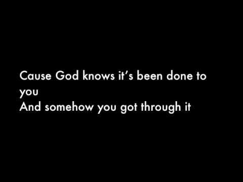 The Age of Worry - John Mayer Lyrics