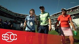 My Wish: Morgan's wish to meet her golfing idol, <b>Jordan Spieth</b> ...