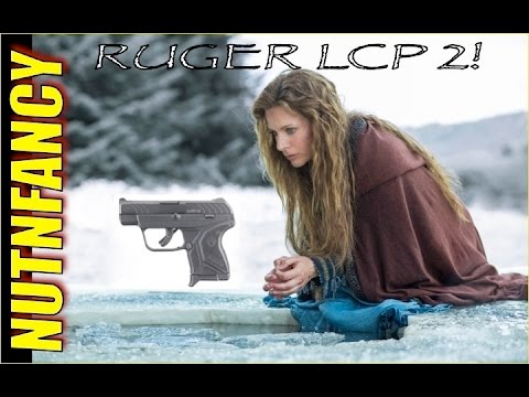 Ruger LCP II  380 Auto 6rd 2 75