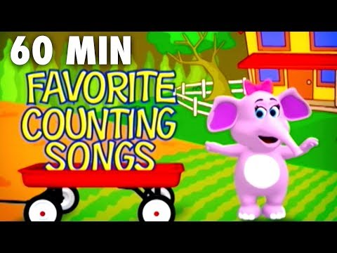 BABY GENIUS FAVORITE COUNTING SONGS & counting numbers for kids Toddlers and babies | 60 Min DVD