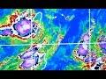 熱帯低気圧北上、台湾南部豪雨被害相次ぐ