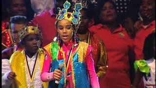 Reina di Tumba hubenil 2016: Roxenia Rozal - Eksitoso