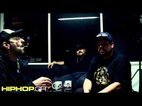 ΗΜΙΣΚΟΥΜΠΡΙΑ - INTERVIEW @ HIPHOP.GR [2014]