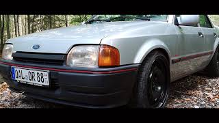 Ford Orion First Test - YouTube
