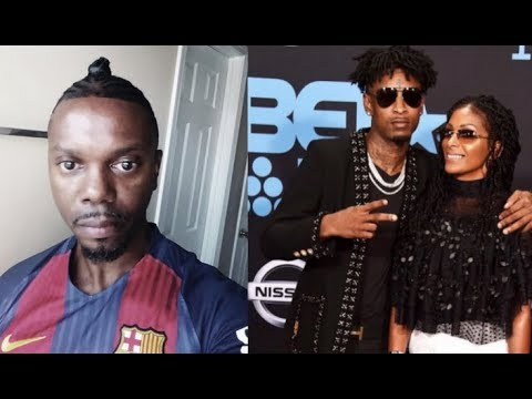 21 Savage REAL Father Dr.Amsu Steps Up, Joins Mother In Pursuit To Keep His Son 21 In The Country