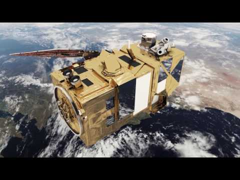 Sentinel-2B, soon to be launched