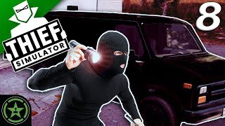 WE GOT A NEW VAN! - Thief Simulator (Part 8) | Let's Watch
