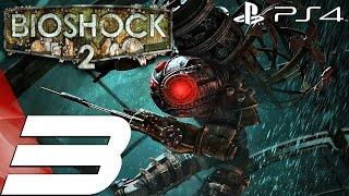 BioShock 2 Remastered (PS4) - Gameplay Walkthrough Part 3 - Siren Alley 1080P 60FPS