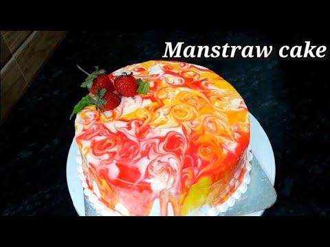 Manstraw Cake നിങ്ങളിതു വരെ രുചിച്ചിട്ടില്ലെങ്കിൽ ട്രൈ ചെയ്യൂ ||Manstraw Cake Recipe||cake Recipes