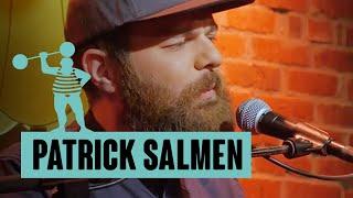 Patrick Salmen – Im Herzen des Ruhrgebiets (Treffen sich zwei Träume. Beide platzen)