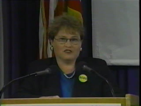 1996 Gleitsman Citizen Activist Award on YouTube