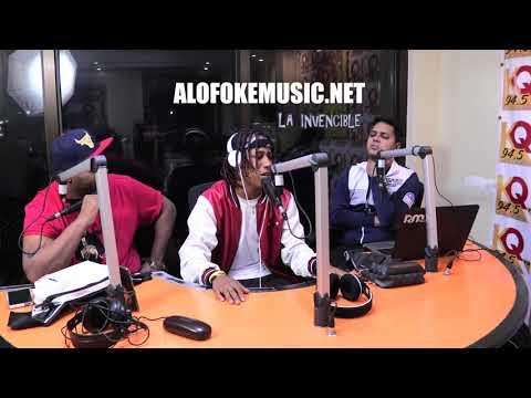 Conoce la historia de Nino Freestyle en Alofoke Radio Show!!!